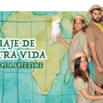 El viaje<br /> de nuestra vida, show de papagayos