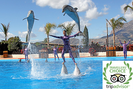 Mundomar, one of the world's best theme parks