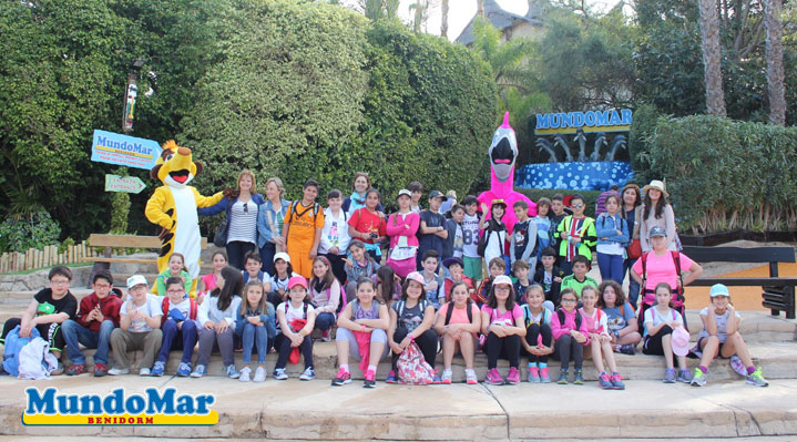 Mundomar celebra su primer día de apertura 2015