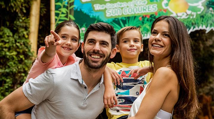 Mundomar abre sus puertas con una promoción especial en el Día del Padre