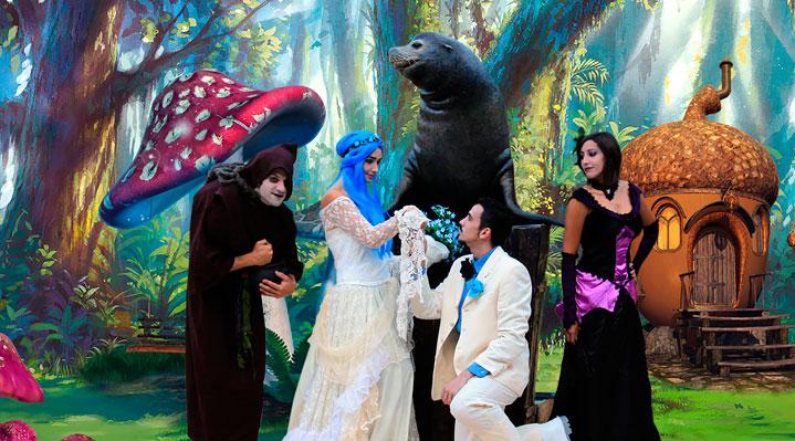Halloween en Mundomar desde el 8 de octubre