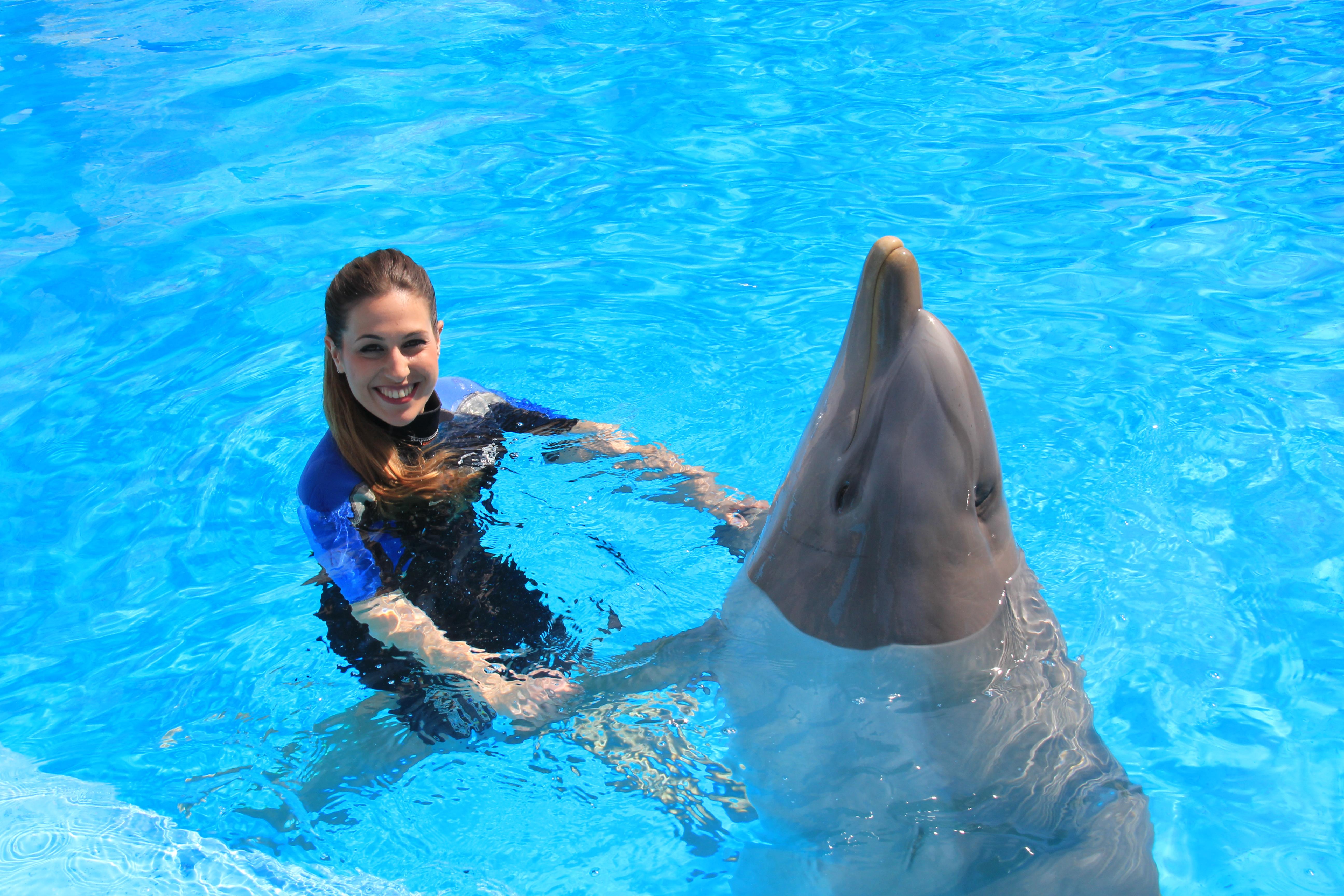 ¿Por qué participar en el encuentro con delfines?
