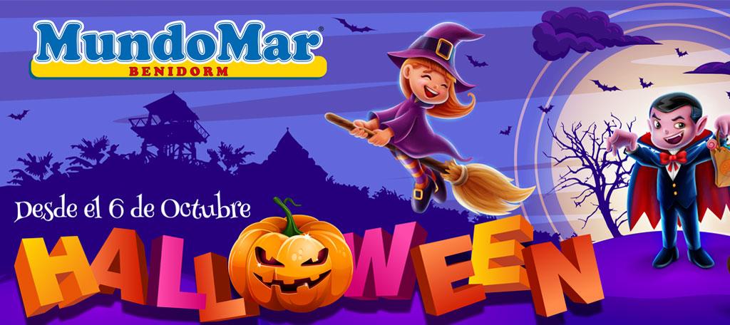 Mundomar celebra halloween del 6 de Octubre al 4 de Noviembre