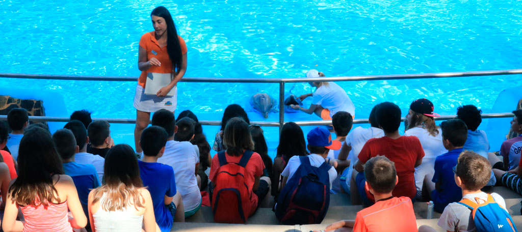 Mundomar inicia su campaña escolar con un novedoso Programa Educativo