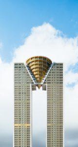 Rascacielos de Benidorm