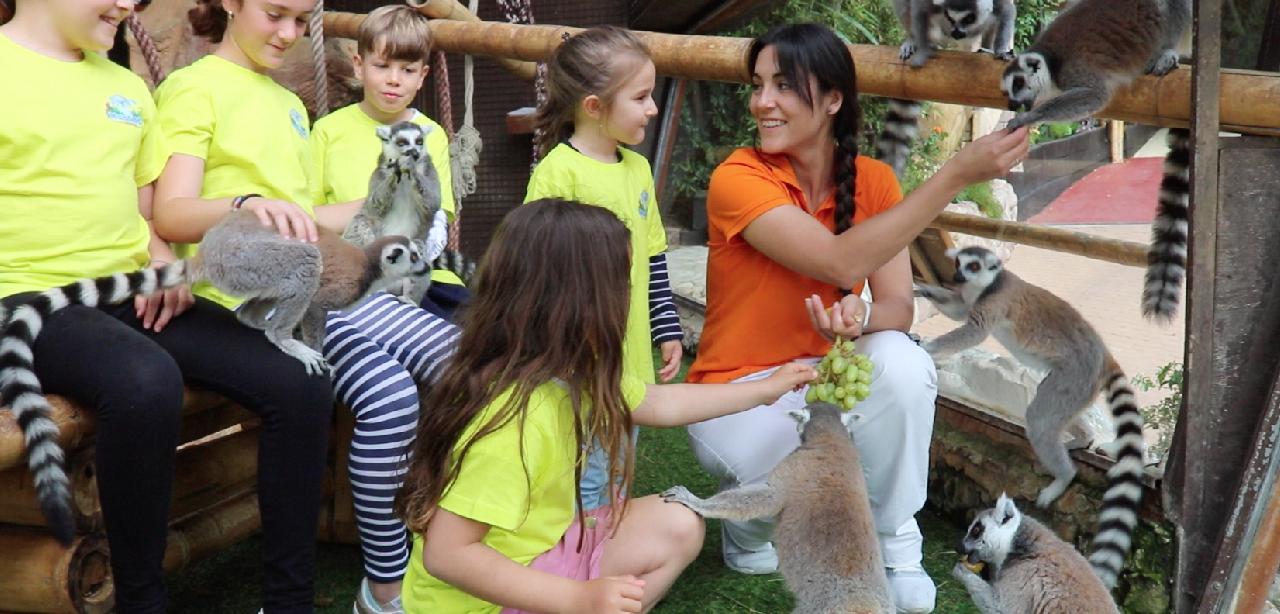 La escuela medioambiental de verano regresa a Mundomar